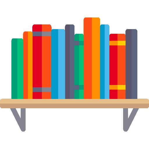 Create Bookshelfs